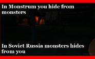 Monstrum soviet russia jock