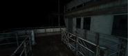 Bridge side deck