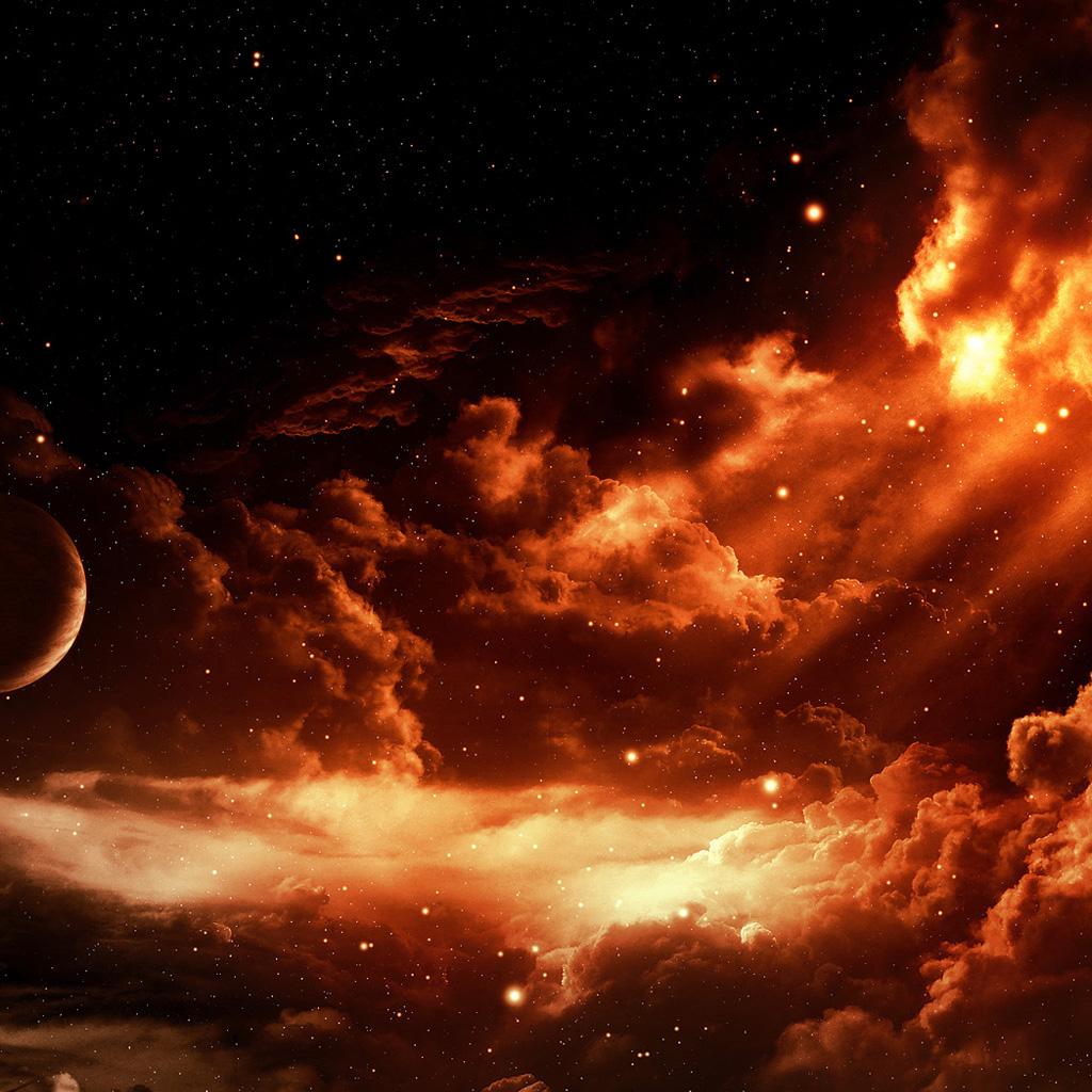 fire apocalypse background - photo #29