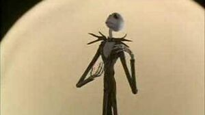 Jack's Lament - The nightmare before Christmas