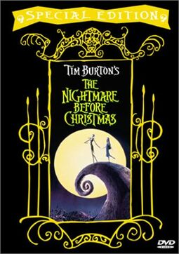 Nightmare before christmas special addition dvd