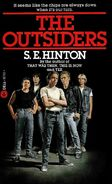 The Outsiders Book Cover 2