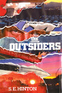 The Outsiders Book Cover 1