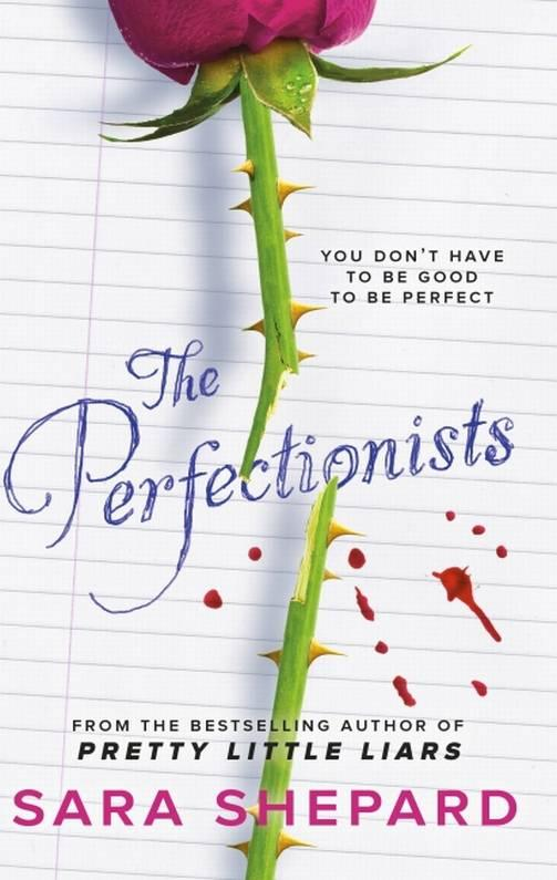 Resultado de imagen de the perfectionists cover