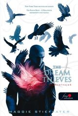 The Dream Thieves, Hungarian cover