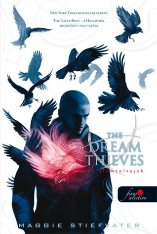 File:The Dream Thieves, Hungarian cover.jpeg
