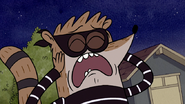 S3E04.241 Rigby Screaming at the Wizard