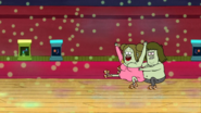S4E06.105 Muscle Man And Starla Skating 1