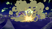 S4E36.249 Party Starters Blowing Up