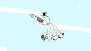 S7E05.368 Benson Sliding Back to the Dome Cycle