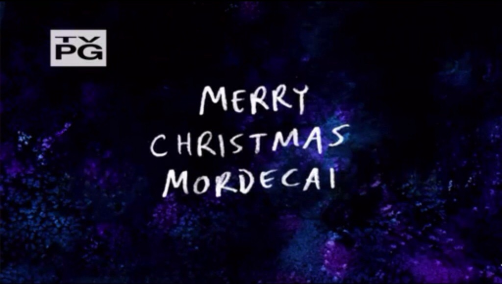 Merry Christmas Mordecai | Regular Show Wiki | FANDOM powered by Wikia