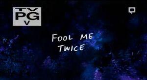 Foolmetwice