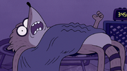 S6E08.002 Rigby's Stomach Growling