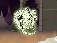 Skeleton monster 4