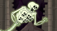 Skeleton monster 1