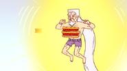 S4E13.298 Grand Master Wielding the Double Death Sandwich
