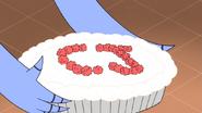 S6E01.102 Cream Pie with Raspberries