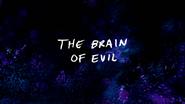 S8E08 The Brain of Evil Title Card