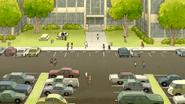 S6E02.037 School Parking Lot