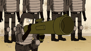 S7E13.171 SWAT Team with a Bean-zooka