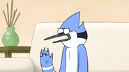 S6E21.107 Mordecai Telling Party Horse to Resume Studying