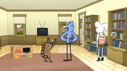 S6E07.052 Rigby Deciding Where the Flat Screen Goes