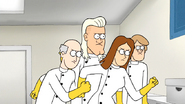 S7E05.248 Two Scientists Approaching Benson