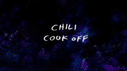 S7E19 Chili Cook Off Title Card