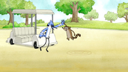 S4E24.076 Mordecai and Rigby Jumping Hi-Five