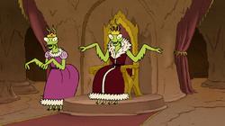 S8E05.044 Mantis King and Mantis Princess