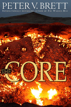 The Core placeholder cover