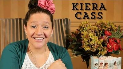 Epic Author Facts Kiera Cass The Selection Series