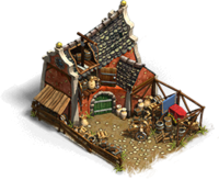 Improved Storehouse Building Lvl 1