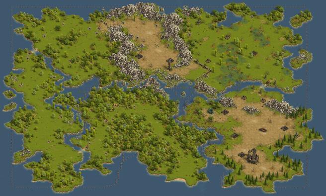 Thlt map