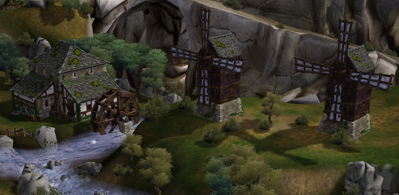 The Sims Medieval World For The Sims 3 Locations