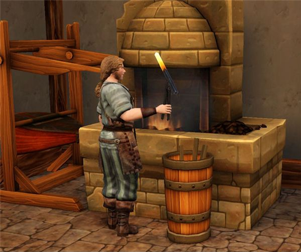 Forge   The Sims Medieval Wiki   FANDOM powered by Wikia