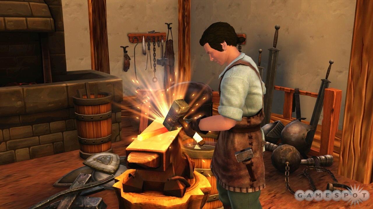 Blacksmith | The Sims Medieval Wiki | Fandom powered by Wikia