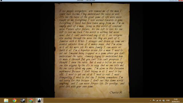 File:C.R note Slender The Arrival.png