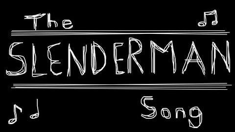 The Slender Man Song - brentalFloss