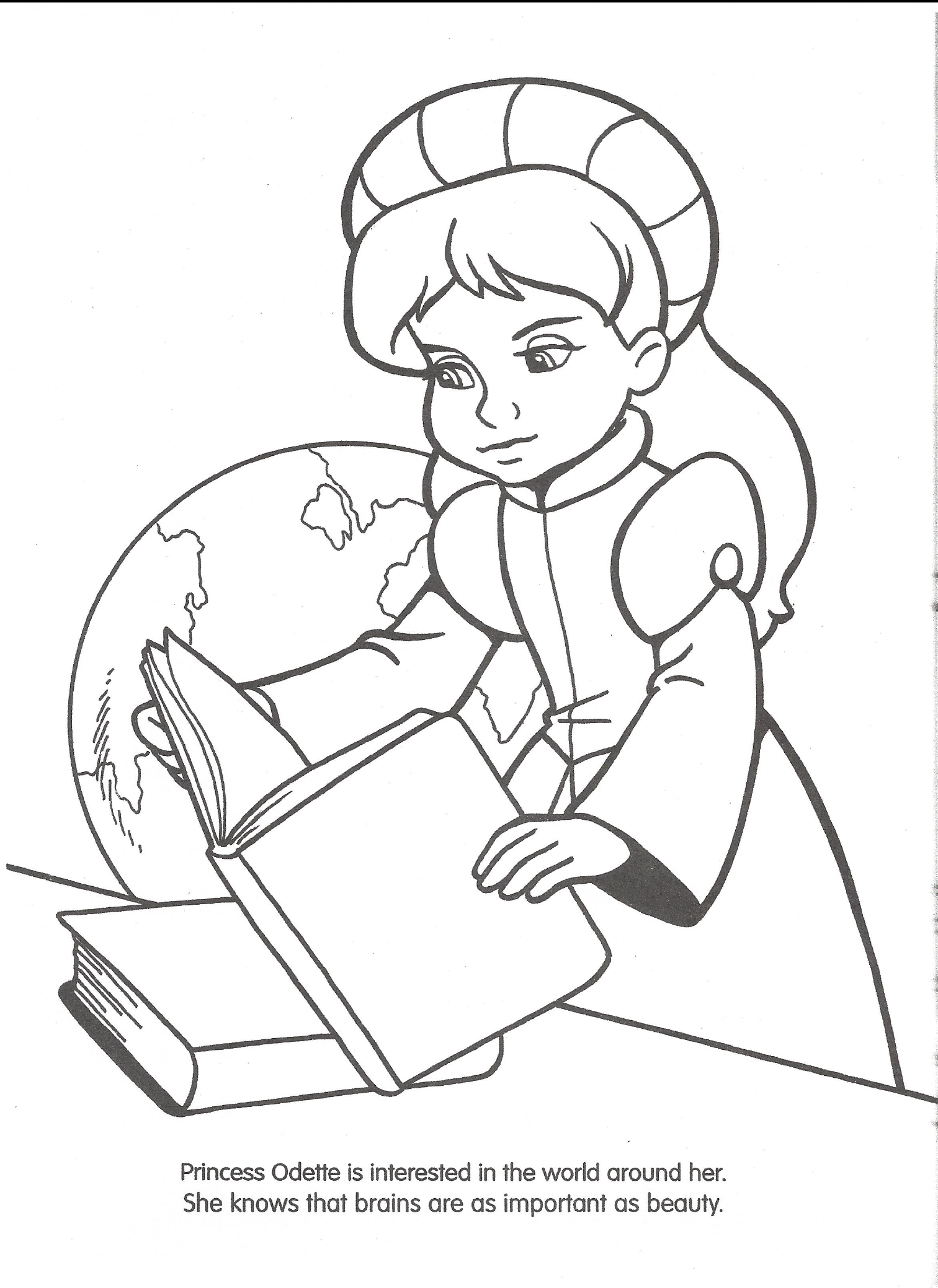 Swan princess coloring pages free - Image Swan Princess Official Coloring Page 7 Png The Swan Princess Wiki Fandom Powered By Wikia