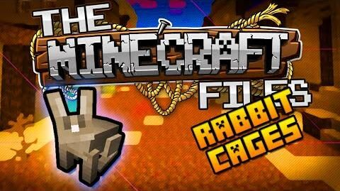 The Minecraft Files 381 - RABBIT CAGES (HD)