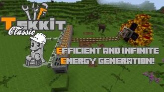 Tekkit Classic - Infinite Power! (EE IC2 RedPower)