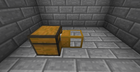 Wooden Pipe Connected Chest