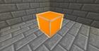 Orange Lamp Lit