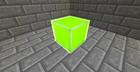 Lime Lamp Lit