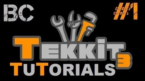 Tekkit Tutorials - BC 1 - Buildcraft Basics
