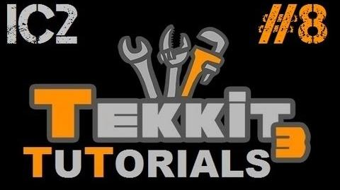 Tekkit Tutorials - IC2 8 - Energy Packs, Electric Tools, Nano and Quantum Armor-0