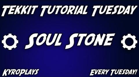 Soul Stone Tutorial Tekkit