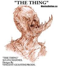 The Thing (Sci-Fi Mini Series) 6