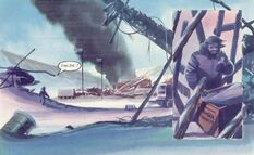 Outpost 31 - The Thing From Another World (Comic)